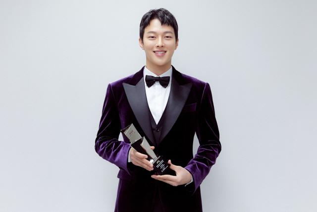 '2018 AAA' 장기용, 신인상 수상 '무서운 성장세'
