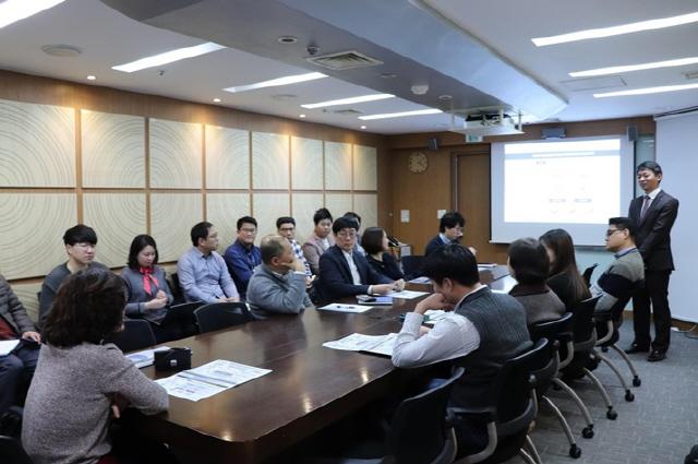 아이콘루프, 서울시 블록체인 기반 단위업무 ISP 사업자 선정