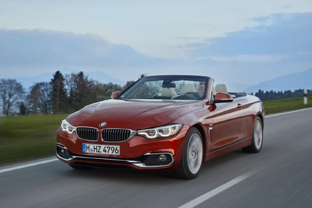 [주목!이차-BMW 430i] 경쾌한 주행은 기본…날렵한 몸놀림에 핸들링도 안정적