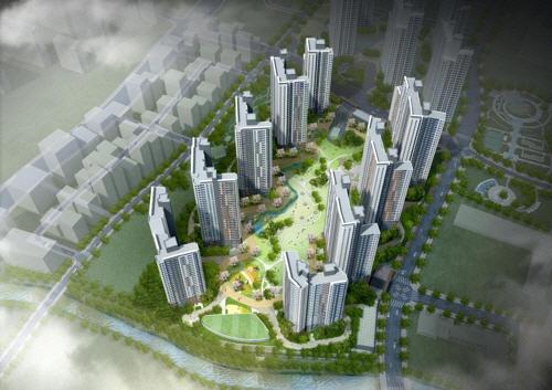 GS건설, 이달 중 '일산자이3차' 등 5개 단지 분양