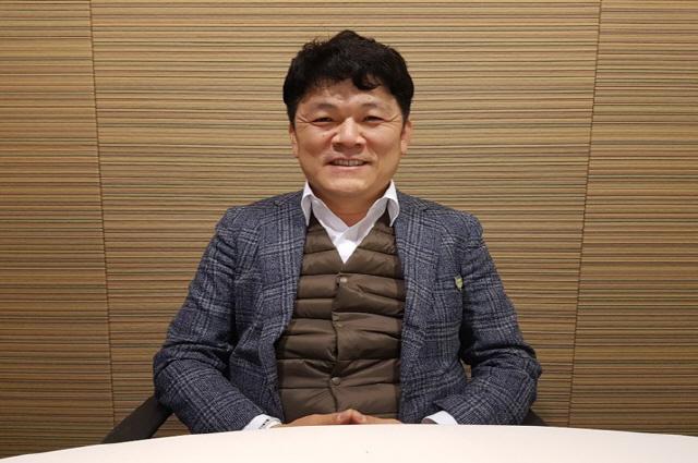 [게임체인저가 뛴다]⑤이경행 코오롱베니트 부장 '총판으로 쌓은 IT서비스 노하우, 블록체인 시장서 강점'