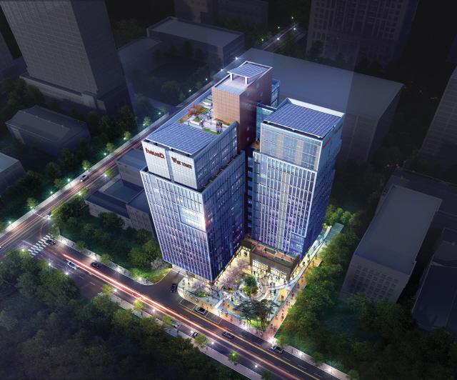 대보건설 6호 지식산업센터 '하우스디 와이즈타워' 분양