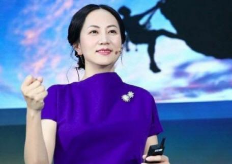 화웨이 창업주 딸 '멍완저우' CFO, 캐나다서 긴급 체포