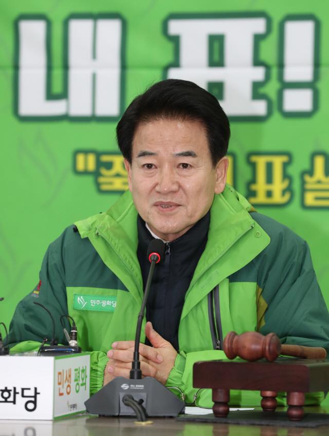 """정동영, 대통령 혼밥에 """"귀 닫혀…위험신호"""""""