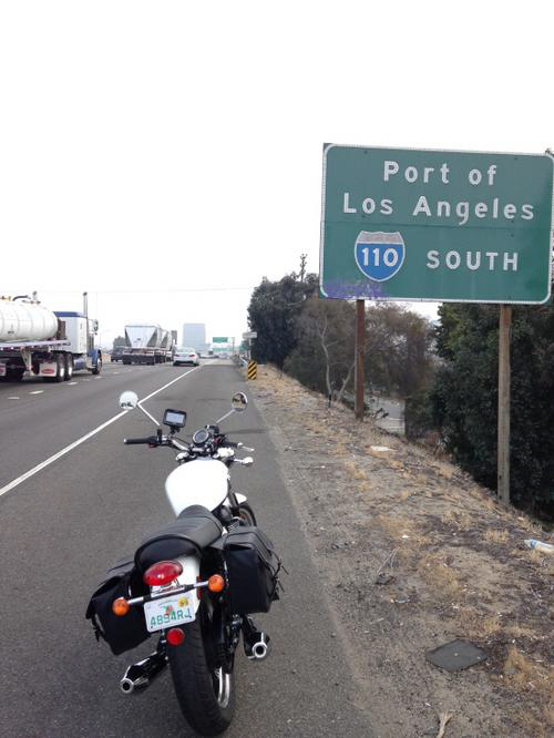 [두유바이크]75모터사이클 라이더에게 고속도로를 허하라