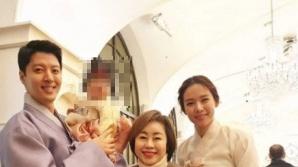 """조윤희·이동건, 딸 로아 사진 강제 공개에 """"삭제 정중히 부탁한다"""""""