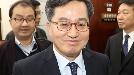 """떠나는 김동연 """"경제 어려움 상시화…인기없는 정책 펼 용기 필요"""""""