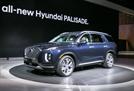 현대차, 대형 SUV '팰리세이드' 공식 출시…동급 SUV 중 최경량