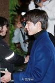 박보검, '4DX 비주얼의 옆모습' (공항패션)