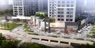 한화건설, '광교컨벤션 꿈에그린' 상업시설 분양