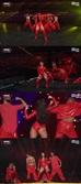"""마마무 화사, 가슴+힙라인 몸매 드러나는 파격 의상에 갑론을박 """"멋있어VS보기 민망"""""""