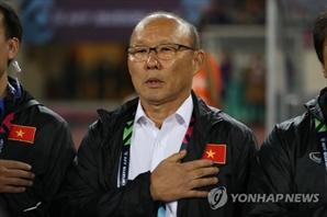 스즈키컵 우승상금 30만 달러…박항서, 특별보너스로 '돈방석' 예약