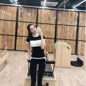 '몸매여신' 양정원, 요가복에 드러난 S라인 '너무 예쁘잖아'
