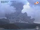 日규슈 가고시마 화산섬서 대규모 분화…연기 2㎞ 치솟아