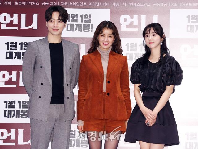 [종합]'언니' 이시영, '악'과 홀로 싸웠다...여성 영화 액션의 새로운 장 열까