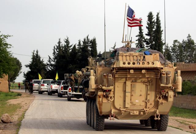 美, 시리아 철군 행정명령 서명…트럼프 '우리 군대가 돌아온다'