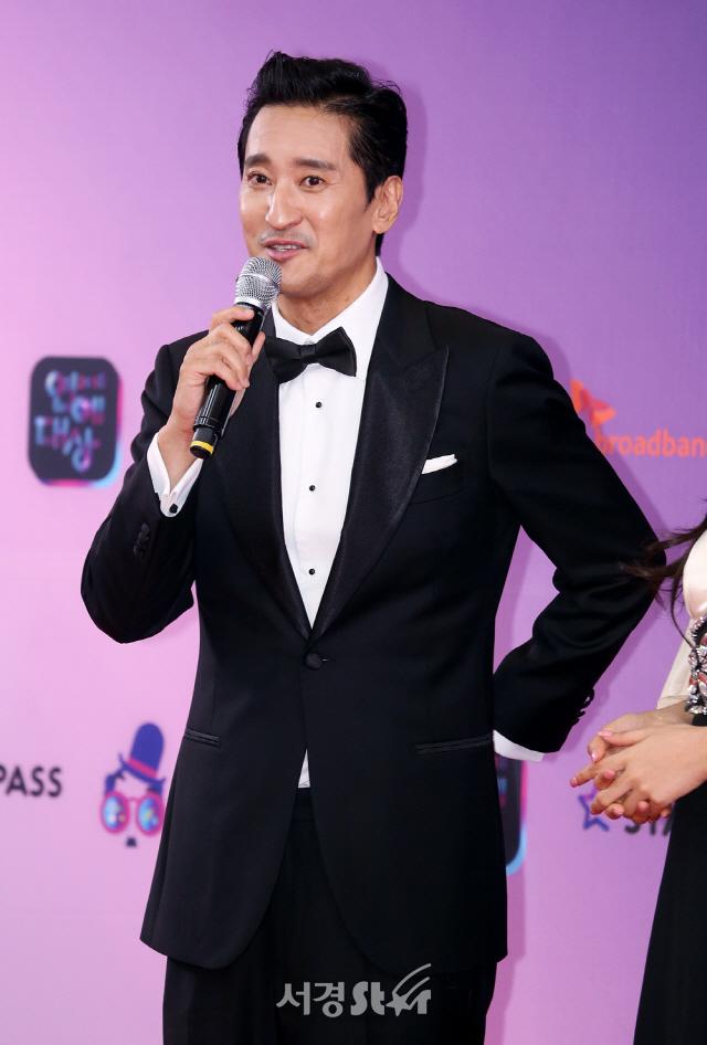 프로듀서 특별상 수상한 신현준 (2018 KBS 연예대상)