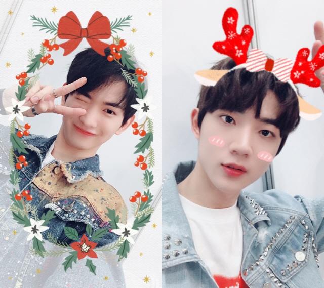 '형섭X의웅' 러브 크리스마스♥ 크리스마스 선물 같은 소년들