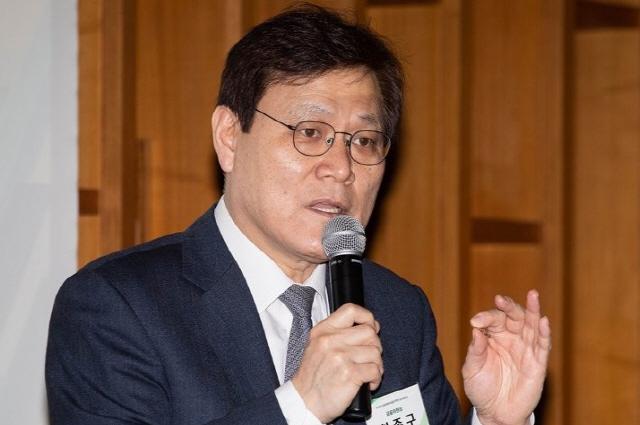 금융위원장 '암호화폐공개(ICO) 사업구체성·반환절차 크게 미흡'