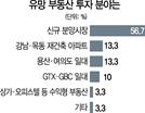"""[서경펠로·전문가 새해 집값 전망] """"수도권 인기지역 신규분양, 투자 1순위"""" 56%"""