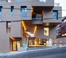 [건축과도시-후암동 복합주거건물] 기술로 채우고 디자인으로 비우니 사람이 모인다