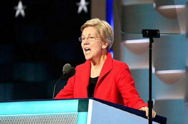 '암호화폐 비판론자' 워렌 의원, 美 대선 출마 선언