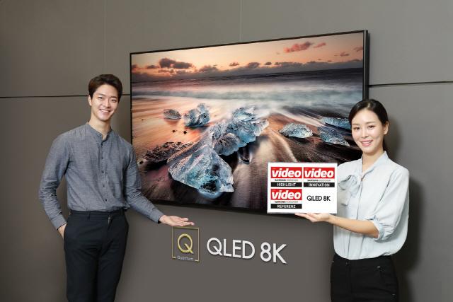 [미리보는 CES 2019] '8K 화질, QLED냐 OLED냐'…삼성·LG 'TV 주도권 전쟁'