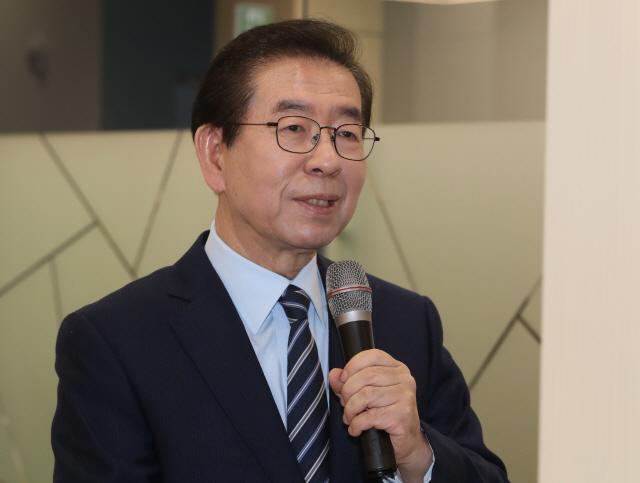박원순 '시중 아파트보다 훨씬 싼 공공임대 40만호 공급'