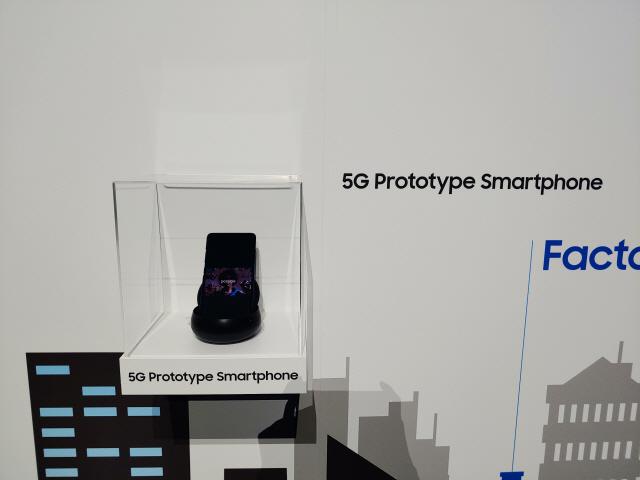 [CES 2019] 폴더블폰서 5G폰까지…韓·中 '퍼스트 무버' 왕좌의 게임