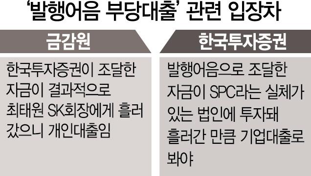 발행어음 부당대출 의혹에...한투證 '법적 문제 없다'