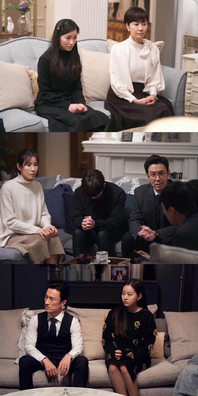 'SKY캐슬' 김보라 추락 이후 드러날 거짓말은? 'We all lie.'