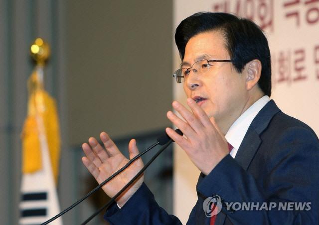 황교안, 한국당 입당 의사 밝혀…전당대회 출마 가능성