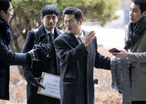 김태우 '징계절차 중단' 가처분신청, 법원서 기각
