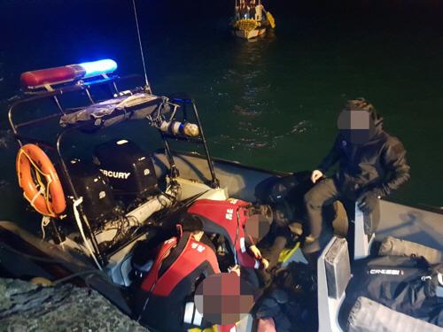 제주발 부산행 여객선서 중국인 탑승객 바다로 추락해 숨져