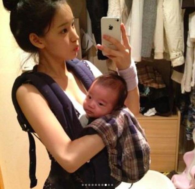 박환희, 아들 생일 축하 '엄마 아들로 태어나줘서 정말 정말 고마워'