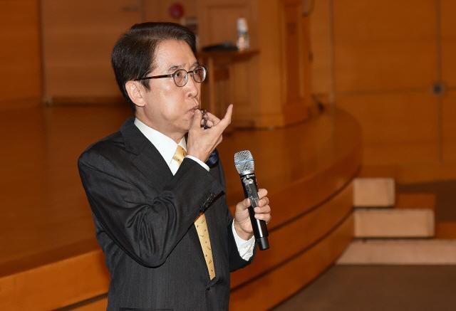 신창재 교보생명 회장 'IPO 대비... 이해관계자 경영 선도하는 회사로 거듭날 것'