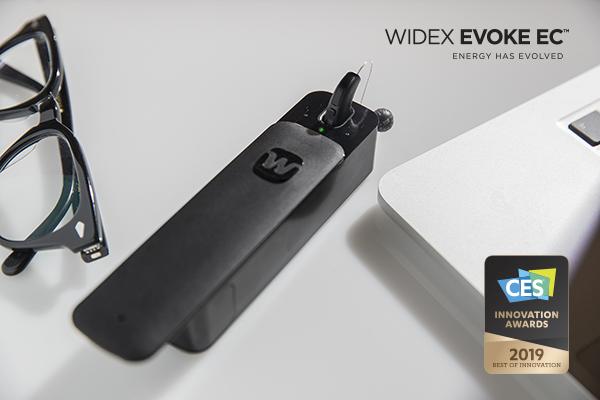 [CES 2019] 와이덱스 '이보크EC 보청기' 베스트 혁신 어워드 수상