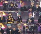 """[종합] '서가대' 방탄소년단, """"우리는 아미의 팬"""" 대상 포함 3관왕…엑소·워너원 2관왕"""