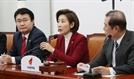 """나경원 """"'손혜원 랜드사건', 단순 투기 아닌 초권력형 비리"""""""