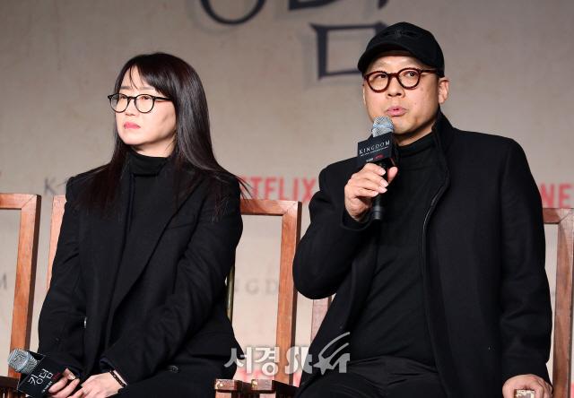 [종합]넷플릭스 '킹덤' 주지훈x배두나x류승룡, 김은희표 韓 좀비물로  190개국 홀릴까