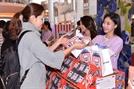 칠레신선과일수출협회, 칠레 블루베리 샘플링 프로모션 '블루 팝 데이' 개최