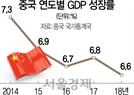 中 작년 6.6% 성장 최악...세계경제 심장 식어간다