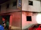 청주 서문동 2층짜리 빈 건물서 불…노숙인 3명 사상