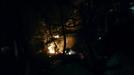 부산 금정산 불, 4천여㎡ 태우고 진화…촛불 원인 추정