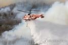 태백 산불, 국유림 2천㎡ 태우고 큰 불길 잡아…잔불 정리작업