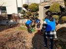 창원해경 파랑새 봉사단, 마산애육원 환경미화 봉사