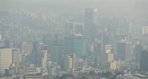 [날씨] 내일 전국 곳곳 미세먼지 '나쁨'…낮기온은 평년보다 포근
