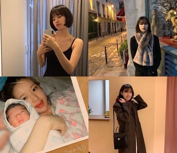 박환희, 섬유근육통 투병 고백 '반드시 이겨낼거다'