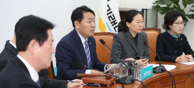 김관영 '조해주 임명 강행은 헌법 파괴 행위…철회해야'