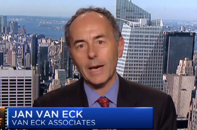 '비트코인, 금 대체제 못 된다'-얀 반 에크 CEO